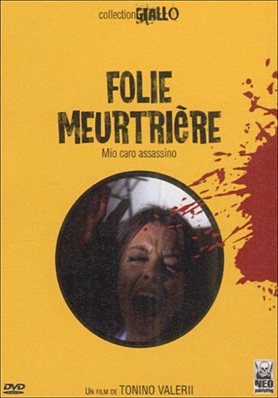 Folie Meurtrière - Mio Caro Assassino - Tonino Valerii - 1971 3760130310772