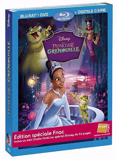 [BD + DVD] La Princesse et la Grenouille (27 mai 2010) - Page 12 8717418265182