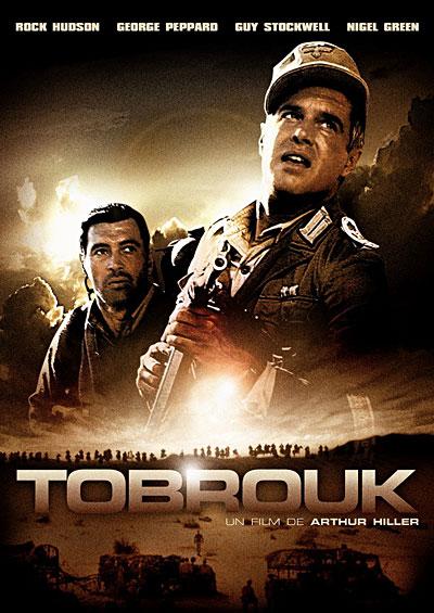 Tobrouk, commando pour l'enfer - Tobruk - 1967 - Arthur Hiller 3333297480482