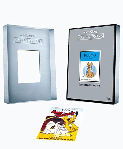 [DVD] Walt Disney - Les Trésors (zone 2) 8717418057503