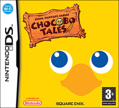 [DS] Chocobo Tales 5060121821903