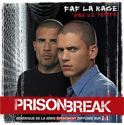 Faf La Rage - Pas le temps (Prison Break) 0828768980323