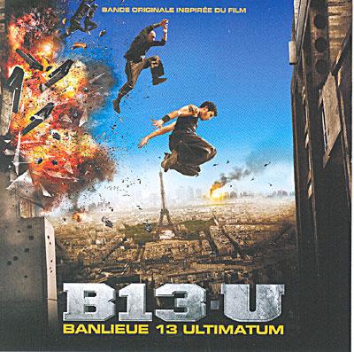 [Réaction]Banlieue 13 ultimatum OST 3596971409623
