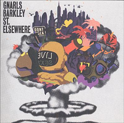 Gnarls Barkley - Smiley Faces 0825646326723