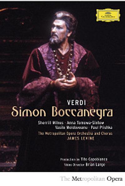 Simon Boccanegra (Verdi, 1857) 0044007344033