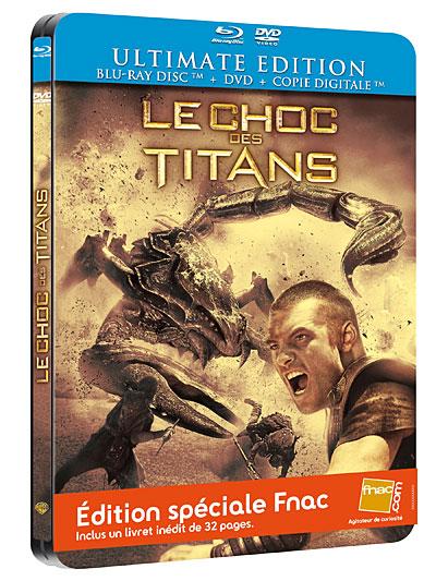 Le choc des Titans 5051889040033