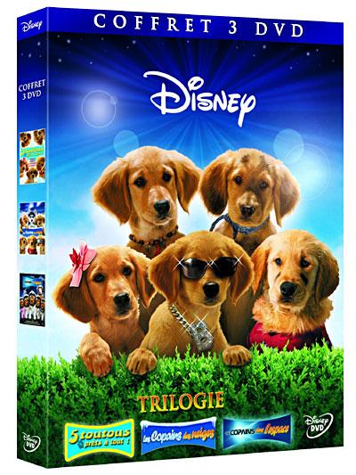 """[Disney] La Saga """"Air Bud"""" (2 films + 12 suites vidéos de 1997 à 2012) - Page 2 8717418191153"""