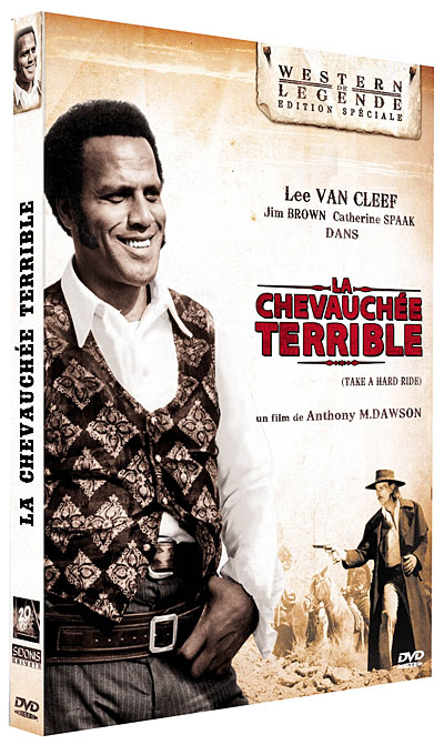 La Chevauchée Terrible - Take a Hard Ride - 1975 - Antonio Margheriti  [ Anthony M. Dawson ] 3512391750763
