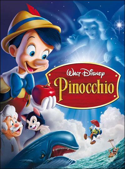 Pinocchio 9782014632873