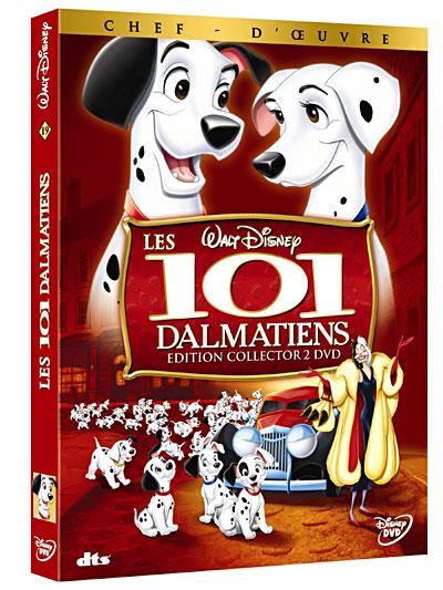 Les 101 Dalmatiens - Edition Collector (5 mars 2008) - Page 4 8717418154714