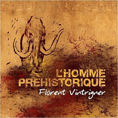Florent Vintrigner de la Rue Kétanou: nouvel album+tournée! 3521383416044