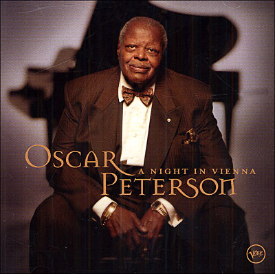 News : Oris Oscar Peterson 0602498625354
