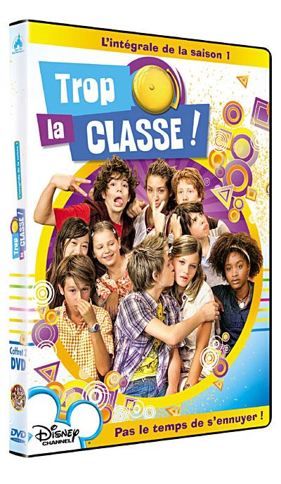[DVD] Trop La Classe - Saison 1 / Tranche De Vie - Saison 1 (2010) 8717418213664