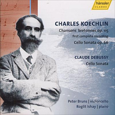 Koechlin - Musique de Chambre et Solos (Piano, flûte etc.) 4010276019084