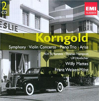 Erich Wolfgang Korngold - Page 5 5099921765025