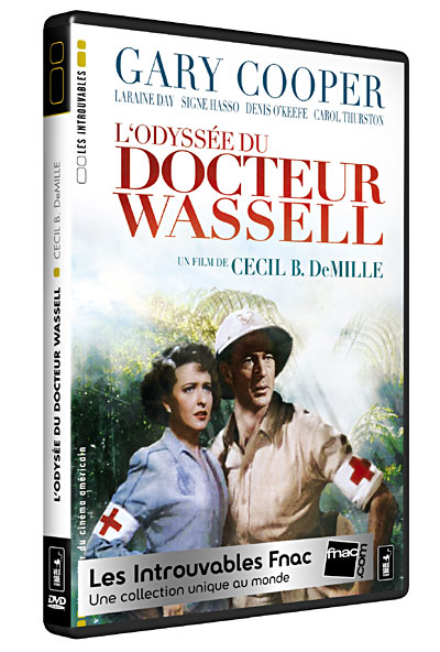 L'Odysée du Dr Wassell - The Story of Dr. Wassell - 1944 - Cecil B. DeMille 3700301015235