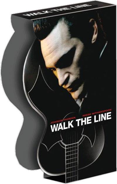 Walk the line : Ultimate Edition : 3 DVD + BOF + Livrets 3344428024055