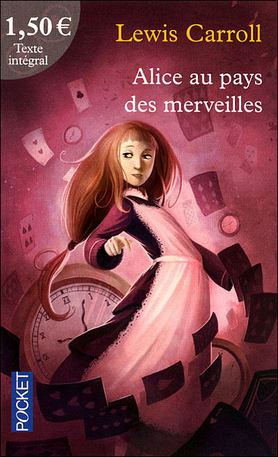 [Carroll, Lewis] Alice au pays des merveilles. 9782266197465