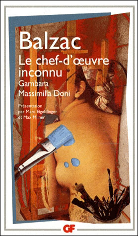 Le chef d'oeuvre inconnu, Gambara, Massimila Doni 9782081217775