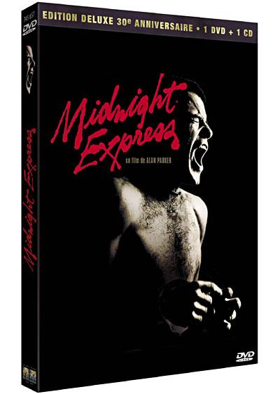 Midnight Express Réedition 30ème anniversaire Limitée + CD 3333297198295