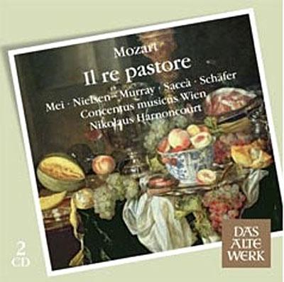 Mozart : discographie des opéras peu connus 0825646925995