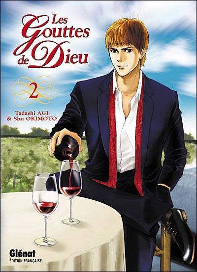 [Manga] Les Gouttes de Dieu (seinen) 9782723463416