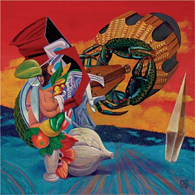 The Mars Volta (Groupe) 0602527084916