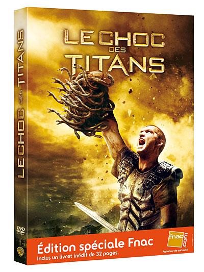 Le choc des Titans 5051889040026