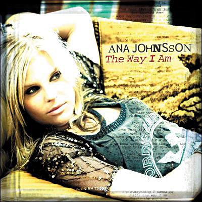 Ana Johnsson : don't cry for pain 5099751637226
