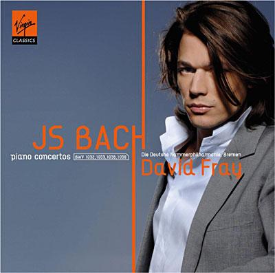 J.S Bach - concertos pour clavecin(s) 5099921306426