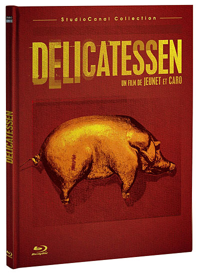 Delicatessen : Edition Digibook 14/09/10 5050582788266