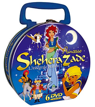 [Série TV] Princesse Sheherazade 3760121791986