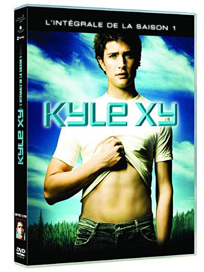 [ABC Studios] Kyle XY - Saison 3 (2008) 8717418146207