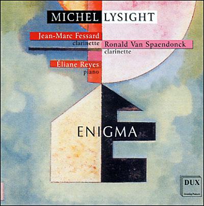 Michel Lysight (1958- ) 5902547005317