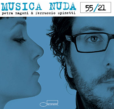 Musica NUDA - Magoni Petra, Ferruccio Spinetti 5099921377327
