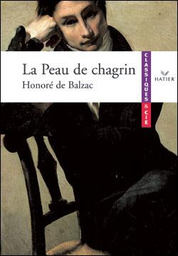 LA PEAU DE CHAGRIN d'Honoré de Balzac 9782218739347