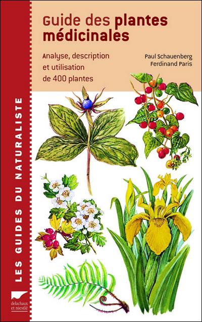 Guide des plantes médicinales 9782603014547