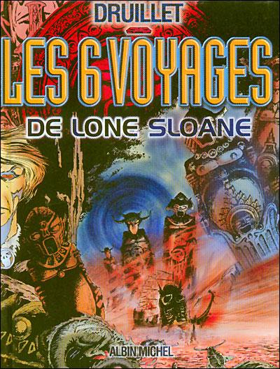Lone Sloane 9782226107657