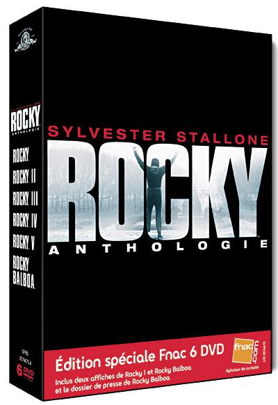 Rocky : La saga 3700259833387