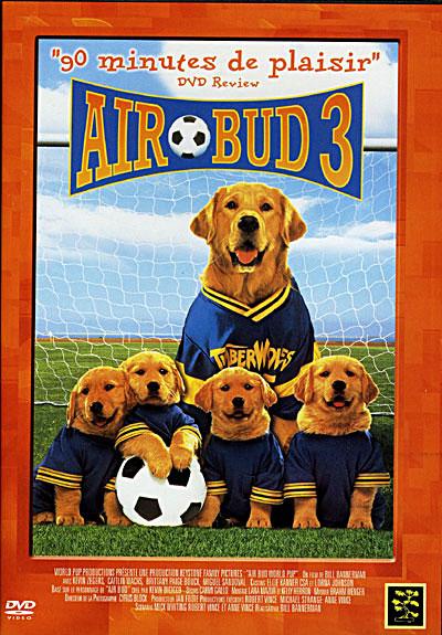 """[Disney] La Saga """"Air Bud"""" (2 films + 12 suites vidéos de 1997 à 2012) - Page 2 3760121792808"""