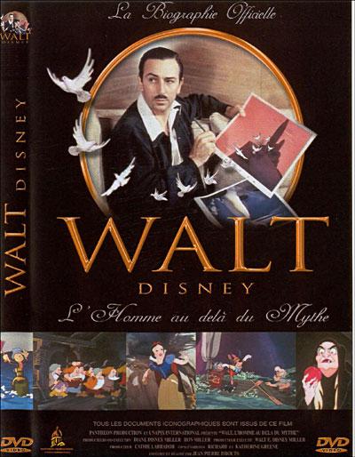 [The Wonderful World of Disney] Walt, l'Homme Au-Delà du Mythe (2001) 3581701040078