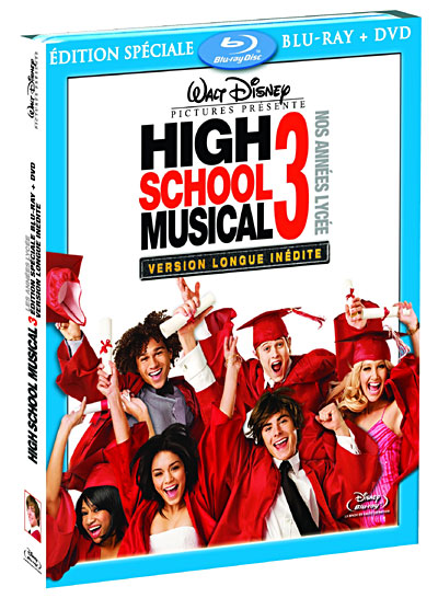 High School Musical 3 : Nos Années Lycée (22 Avril 2009) 8717418202378