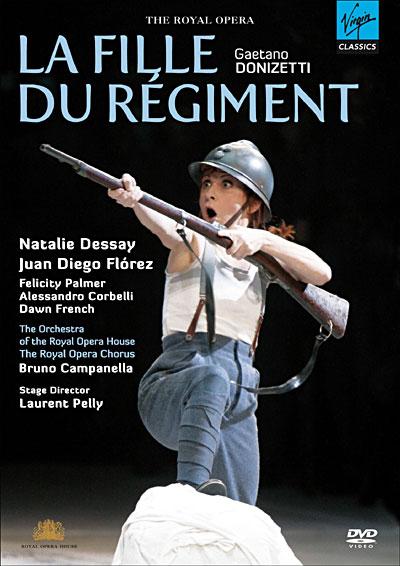 Donizetti - La fille du régiment 5099951900298