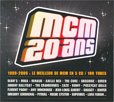 MCM 20 ans 0600753226698