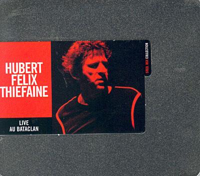 THIEFAINE au Bataclan (réédition boîtier métal) / Sortie prévue le 16/03 0886974451129