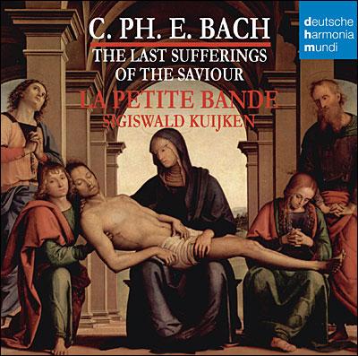 C.P.E. Bach 0886975762729