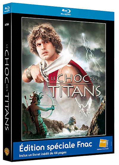Le Choc des Titans (1981) -Blu-Ray 5051889019749