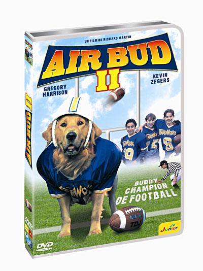 """[Disney] La Saga """"Air Bud"""" (2 films + 12 suites vidéos de 1997 à 2012) - Page 2 3550460021949"""