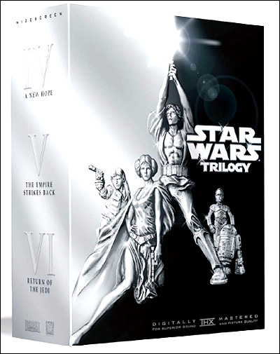 STAR WARS EN BD EPISODES I A VI ET L'INTEGRALE 9782847895759