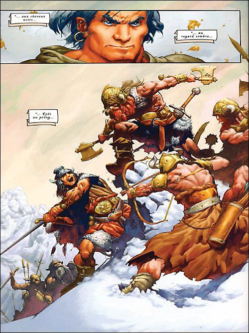Les Chroniques de Conan - Les comics en intégrale 9782845659568_1